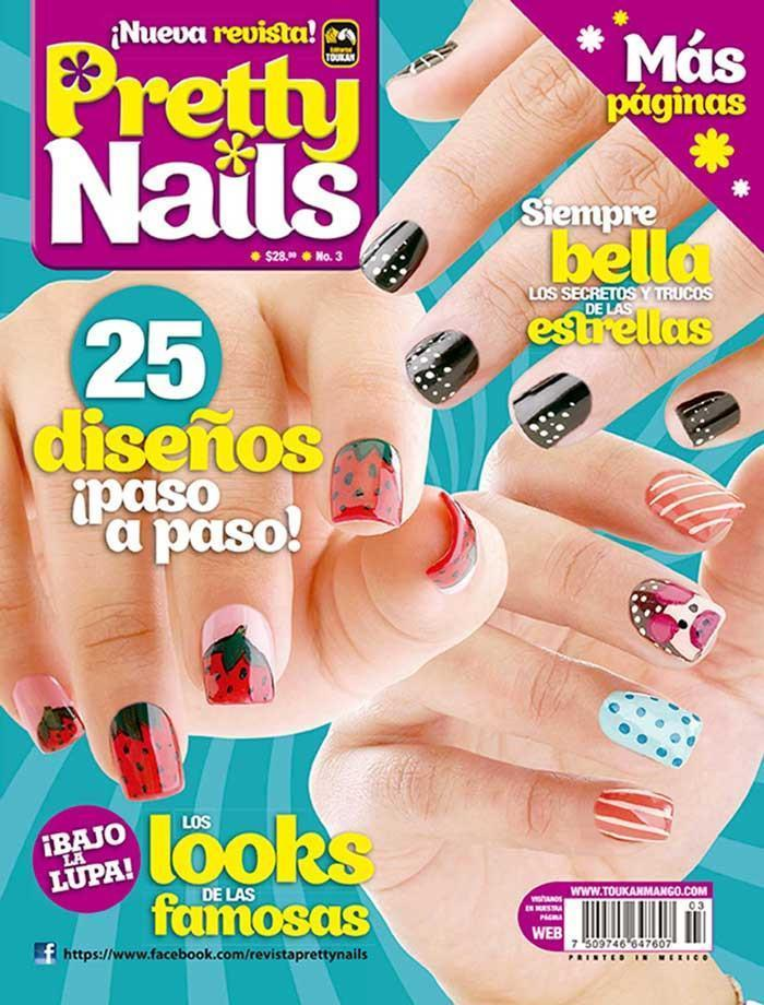 Pretty Nails 3 - Los looks de las famosas - Formato Digital