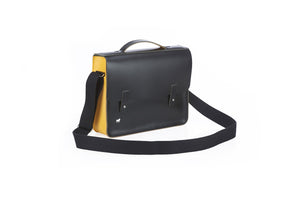 Bantham Leather Satchel