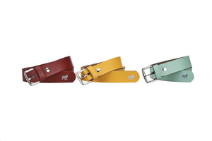 Leather Belts for Children