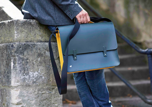 Bigbury Laptop Satchel