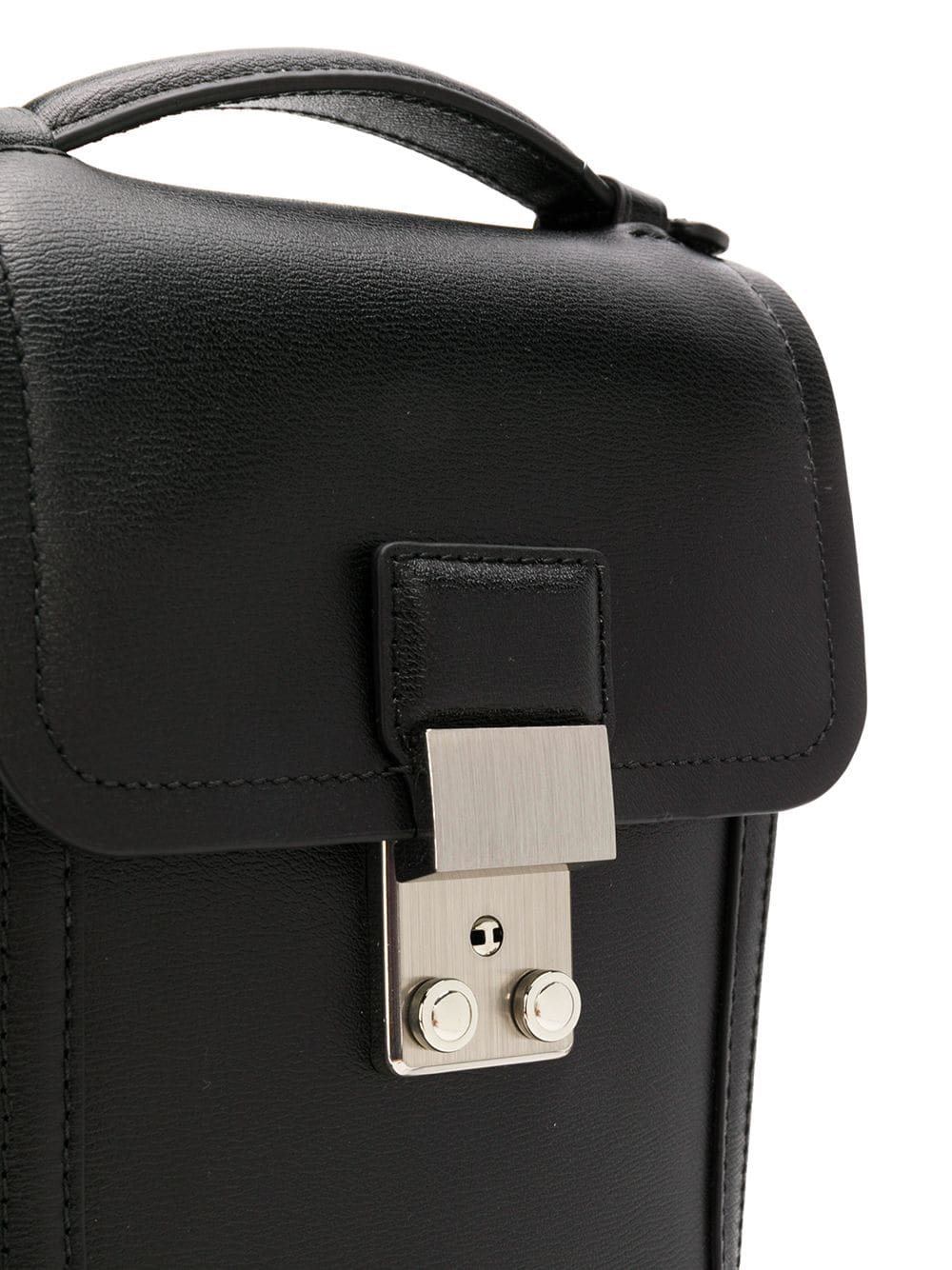 Phillip Lim Black Pashli Camera Crossbody Bag