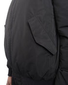 Brunello Cucinelli Charcoal Goose Down Filled Bomber Jacket - 8