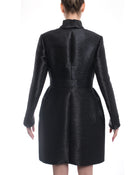 Chanel Pre-fall 2010 Shanghai Black Shimmer Jacket Dress - 6