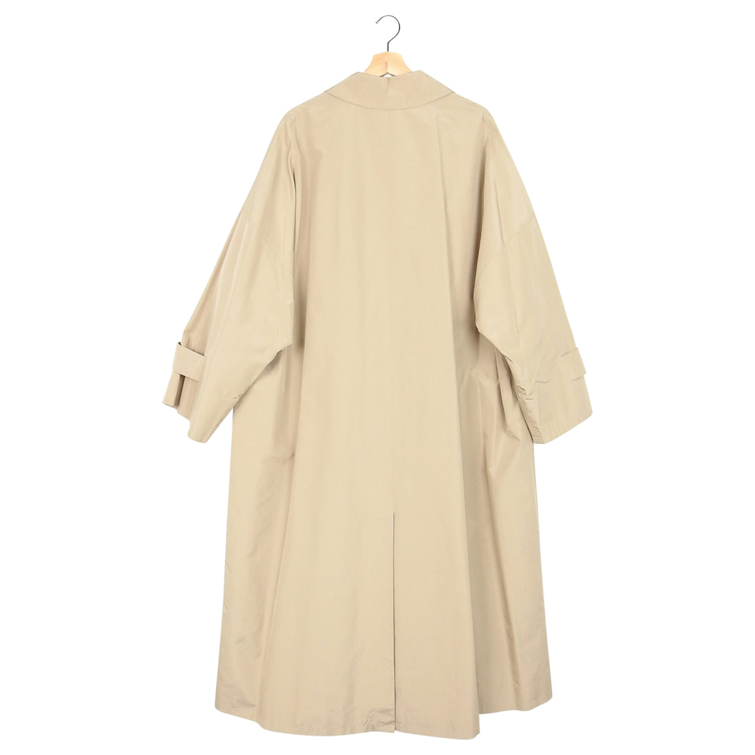 Gucci Beige Light Flare Trench Coat - IT42 / 6