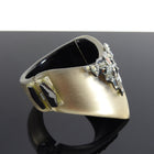Alexis Bittar Resin Jewelled Cuff Bracelet