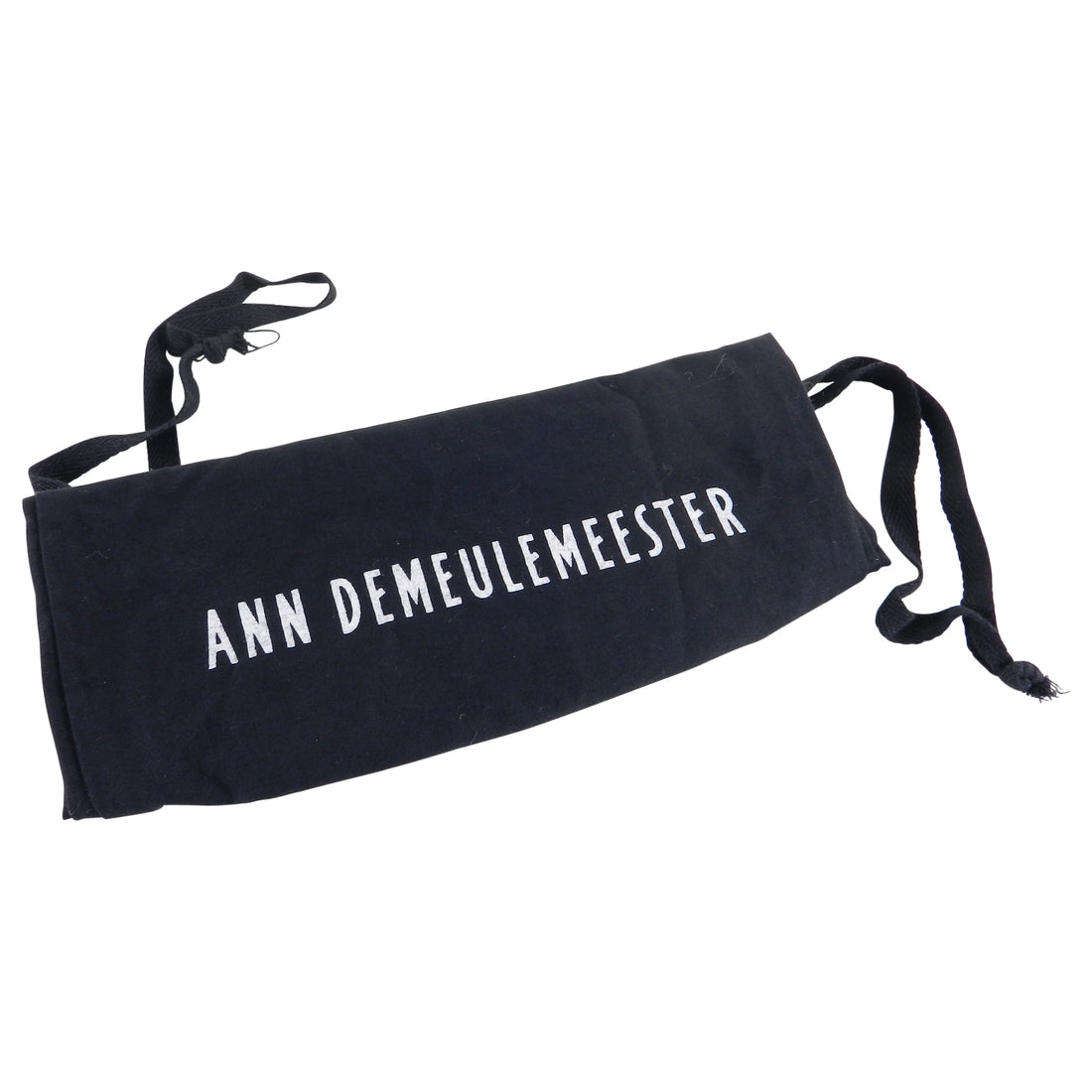 Ann Demeulemeester Deco Chain Fringe and Bead Evening Bag