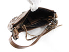 Balenciaga Brown Agneau Hip Pochette Shoulder Bag