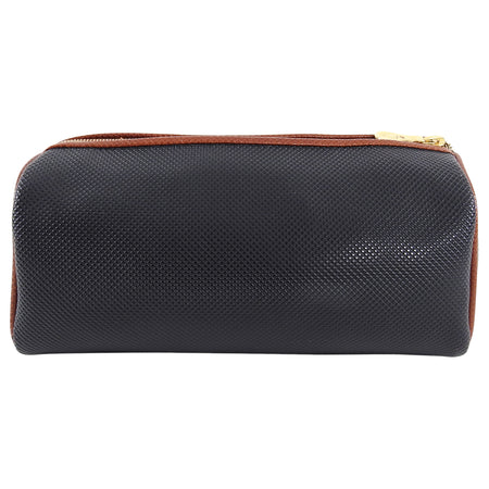 Bottega Veneta Vintage Marco Polo Travel Cosmetic Toiletry Pouch