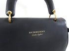 Burberry DK88 Medium Trench Leather Bag