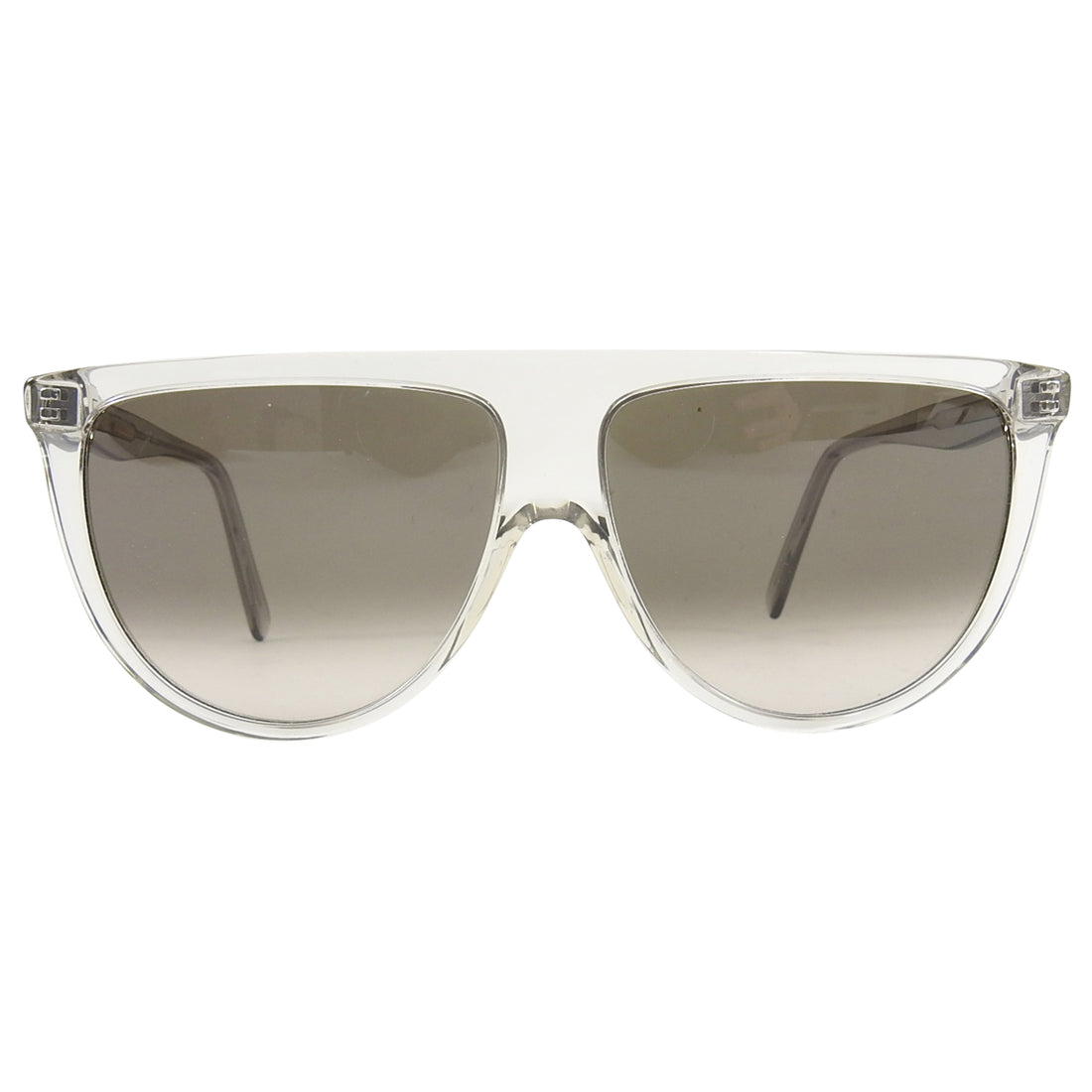 Celine Clear Vintage Style Sunglasses CL41435