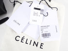 Celine Black Leather Small Big Bag Tote Bag