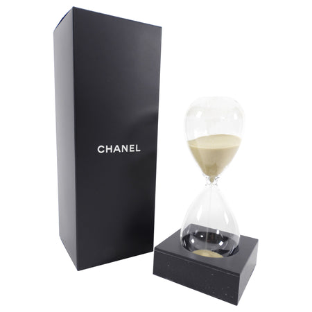 Chanel J12 Sand Hour Glass Desktop Accessory