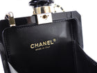 Chanel Limited Edition Acrylic Perfume Bottle Evening Bag