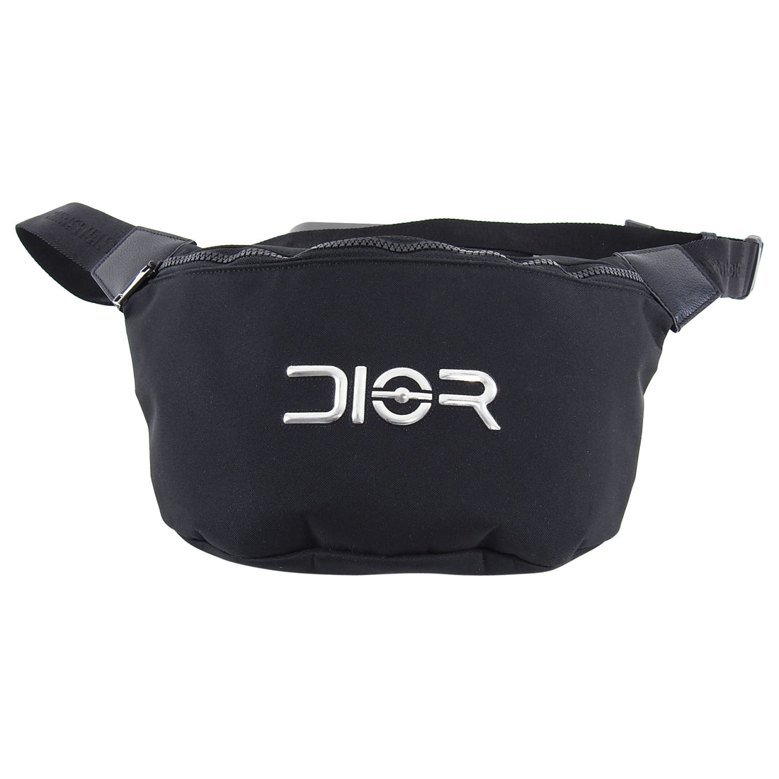 Dior Homme x Sorayama SS2019 Capsule Collection Logo Waist Belt Bag