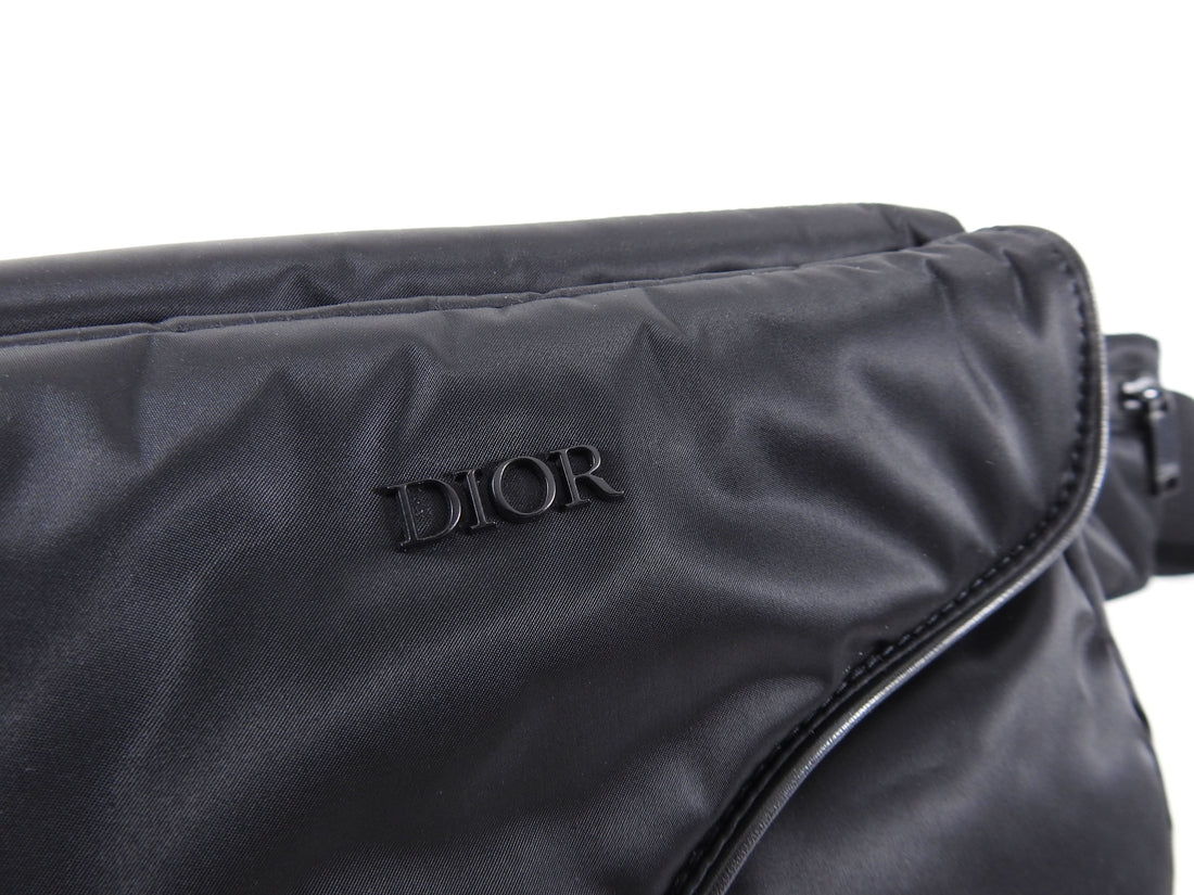 Dior Homme Fall 2019 Kim Jones Saddle Universe Runway Body Bag