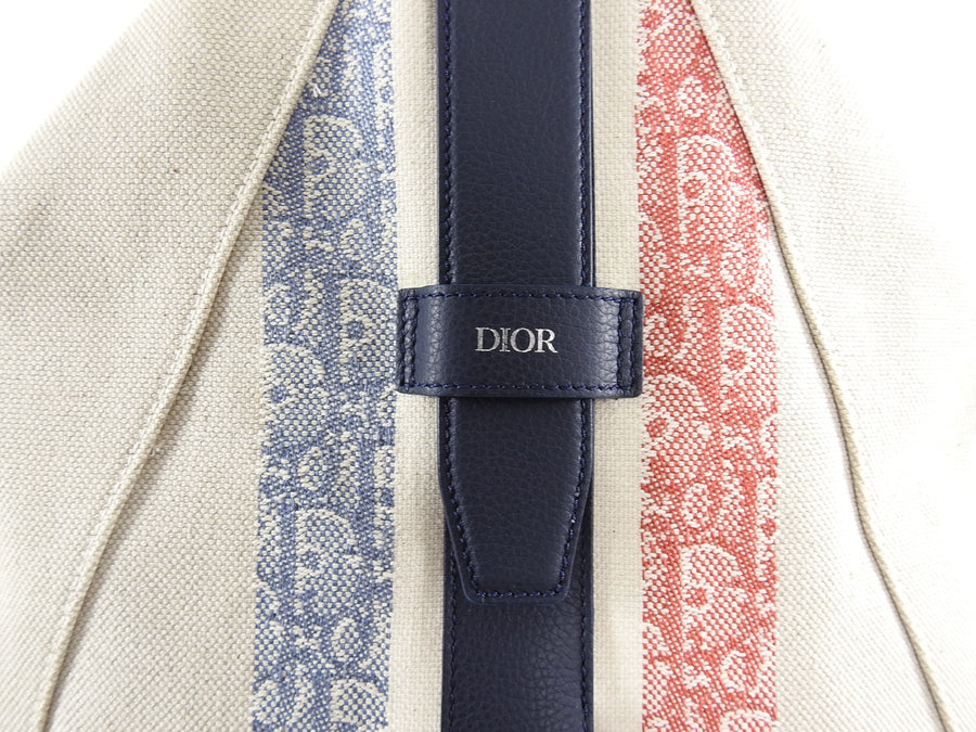 Dior Homme Spring 2019 Runway Kim Jones Monogram Voyage Bag