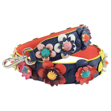 Fendi Spring 2016 Runway Strap You Flowerland Bag Strap