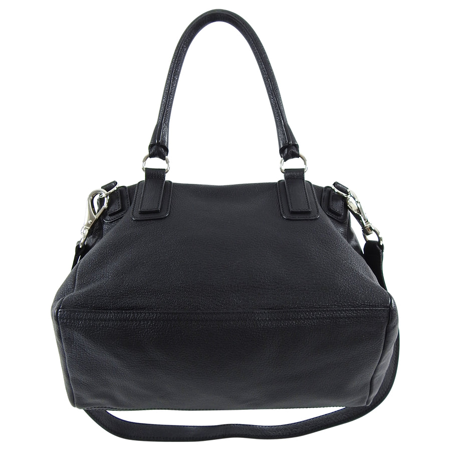 Givenchy Medium Pandora Black Leather Bag