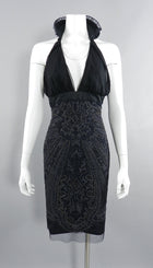Gucci by Tom Ford runway Beaded Dress, A/W 2005