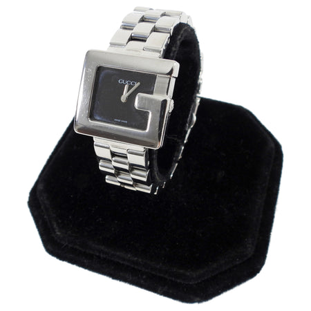 Gucci G Face 3600L Stainless Ladies Watch
