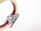 Gucci 2020 Vintage Web Watch 143.5 Multi Stripe Bracelet Watch