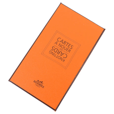 Hermes Knotting Cards - How to Wear Your Hermes Scarf