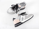 Hogan Pink Grey Black White Sneakers - 36.5
