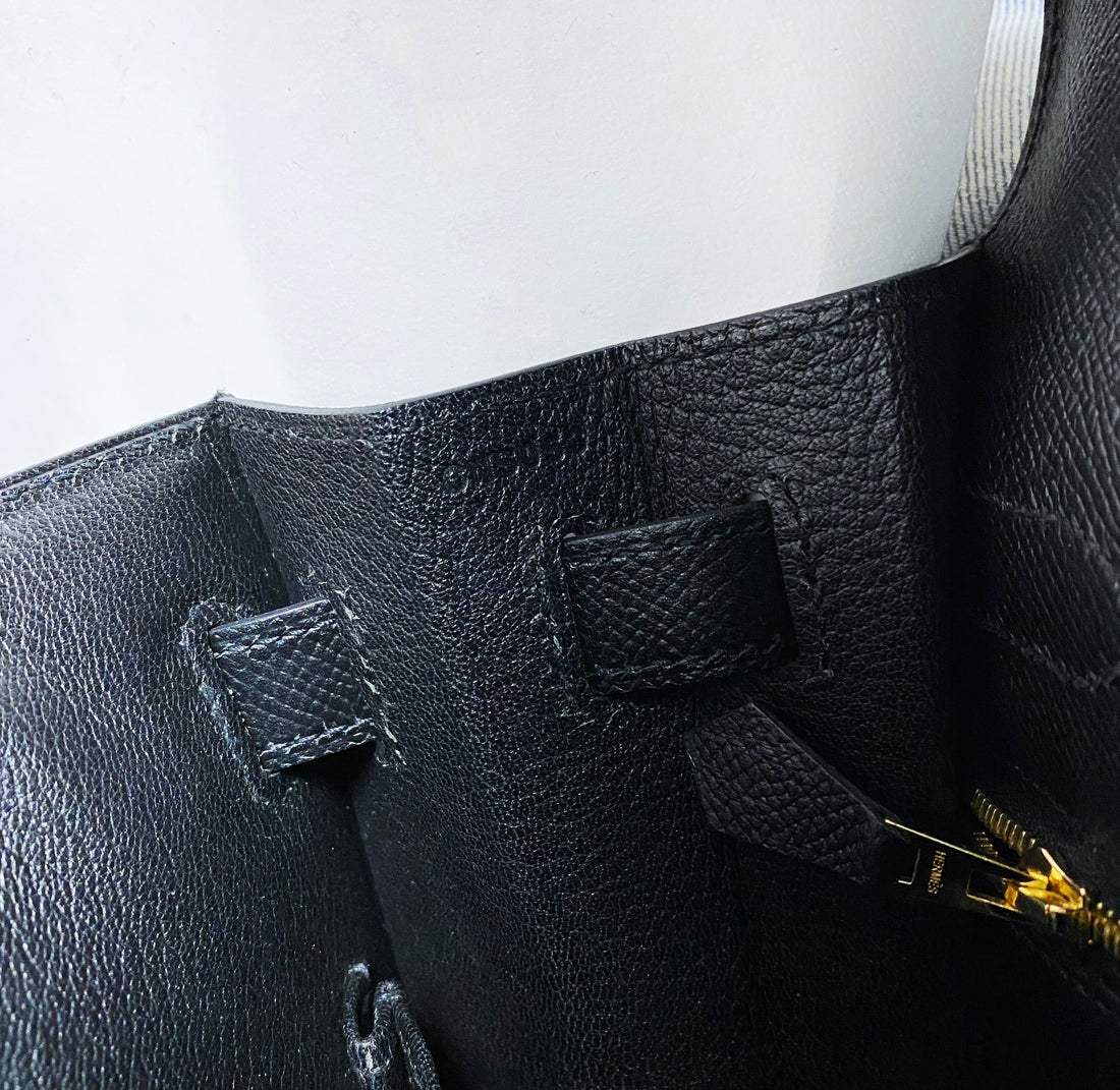 es 2018 Black Epsom Leather Kelly 32 Sellier GHW
