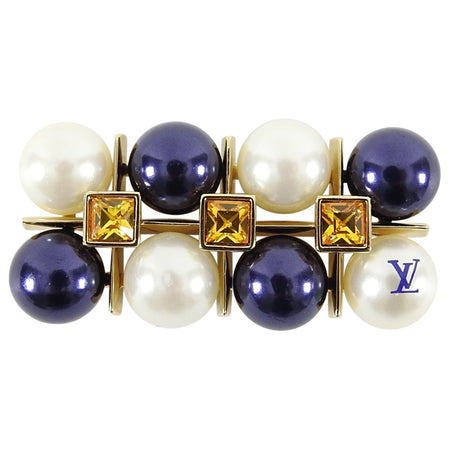 Louis Vuitton Cry Me A River Pearl Brooch Pin