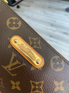 Louis Vuitton Monogram Eva Clutch Two-Way Pochette Bag