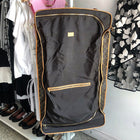 Louis Vuitton Vintage 1991 Monogram Portable Cabine Travel Garment Bag