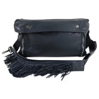 Lanvin Camera Bag Satchel with Fringe Strap