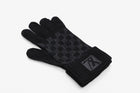 Louis Vuitton Petit Damier Knit Wool Gloves