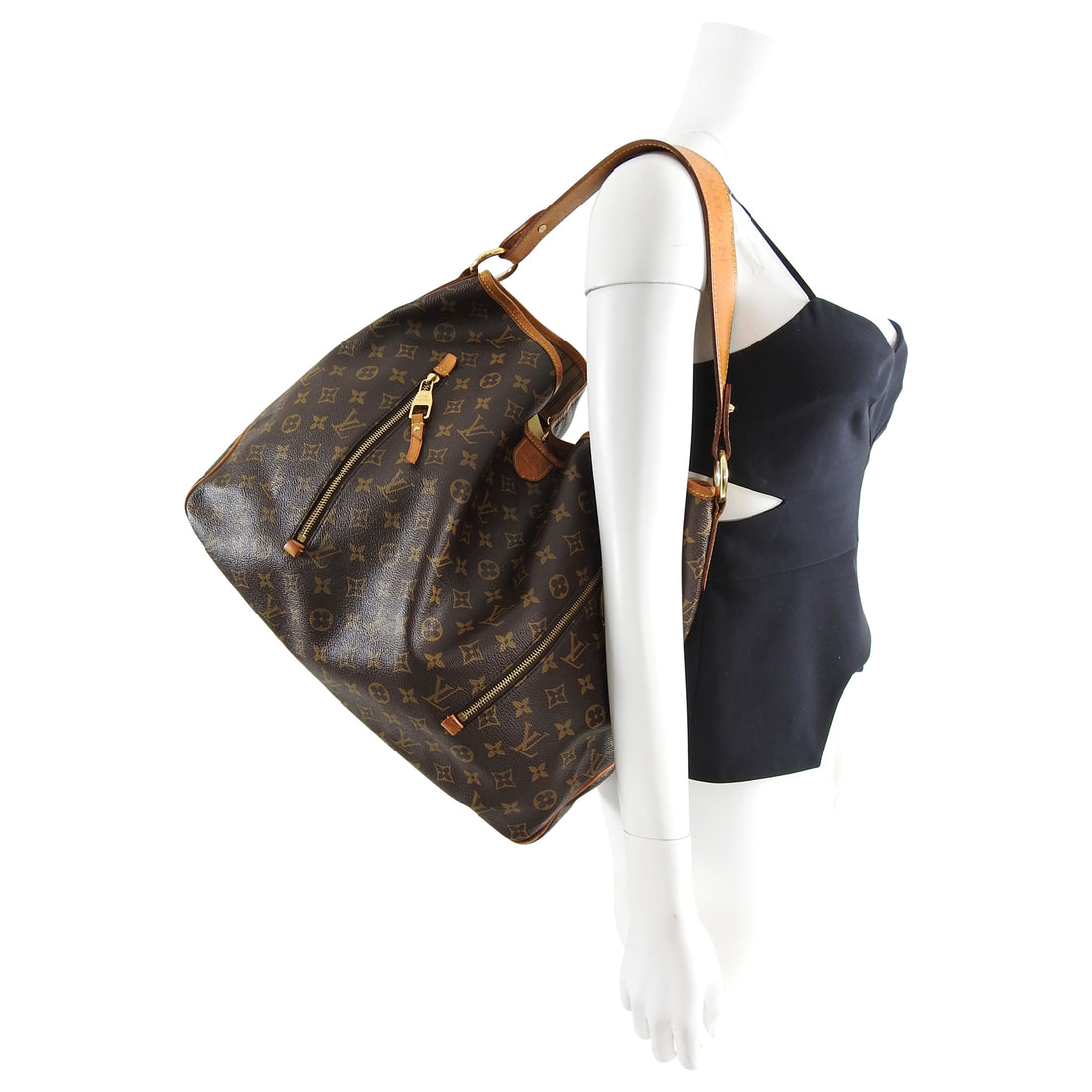 Louis Vuitton Monogram Canvas Delightful GM Bag
