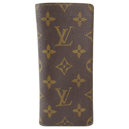 Louis Vuitton Vintage 1990 Monogram Eyeglass Case