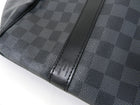 Louis Vuitton Damier Graphite Keepall Bandouliere 45