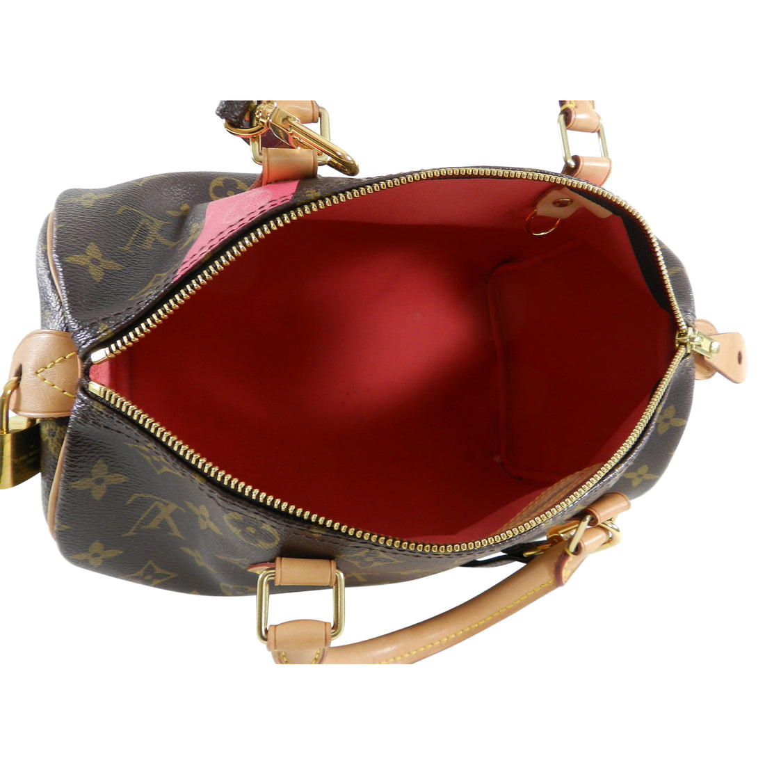 Louis Vuitton Limited Edition Monogram Grenade Speedy 30
