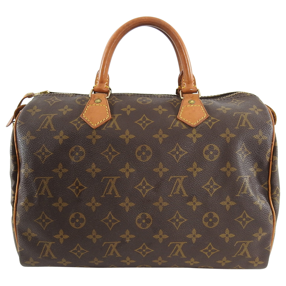 Louis Vuitton Vintage 1992 Monogram Speedy 30cm