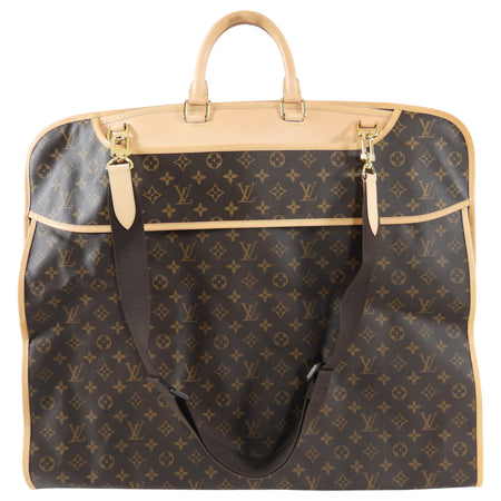 Louis Vuitton Monogram Canvas Travel Garment Bag