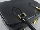 Louis Vuitton Black Epi Leather Small Pont Neuf Bag
