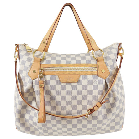 Louis Vuitton Damier Azur Evola 2-Way Shoulder Bag