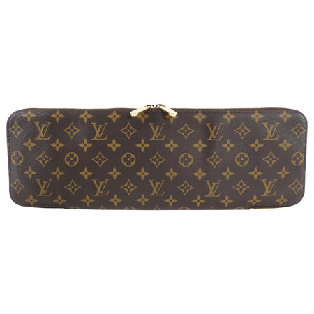 Louis Vuitton Monogram Etui 5 Travel Tie Case