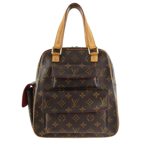 Louis Vuitton Excentri Cite 2003 Monogram Bag
