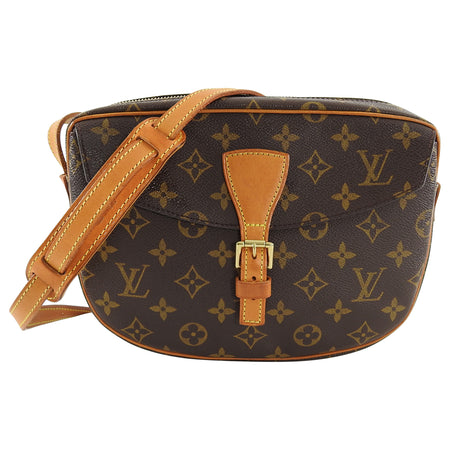 Louis Vuitton Jeune Fille Monogram Crossbody Bag