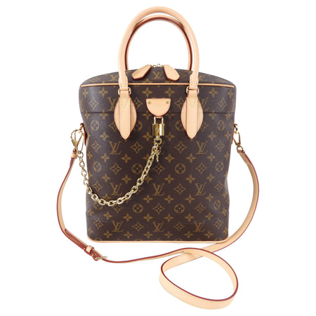 Louis Vuitton SS2018 Limited Edition Runway Monogram Carry All Bag