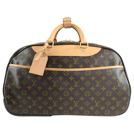 Louis Vuitton Eole 50 Monogram Rolling Travel Luggage