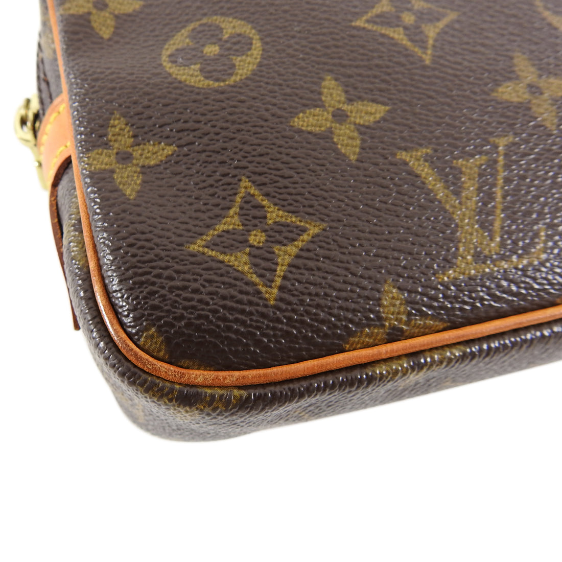 Louis Vuitton Marly Bandouliere Monogram Crossbody Bag