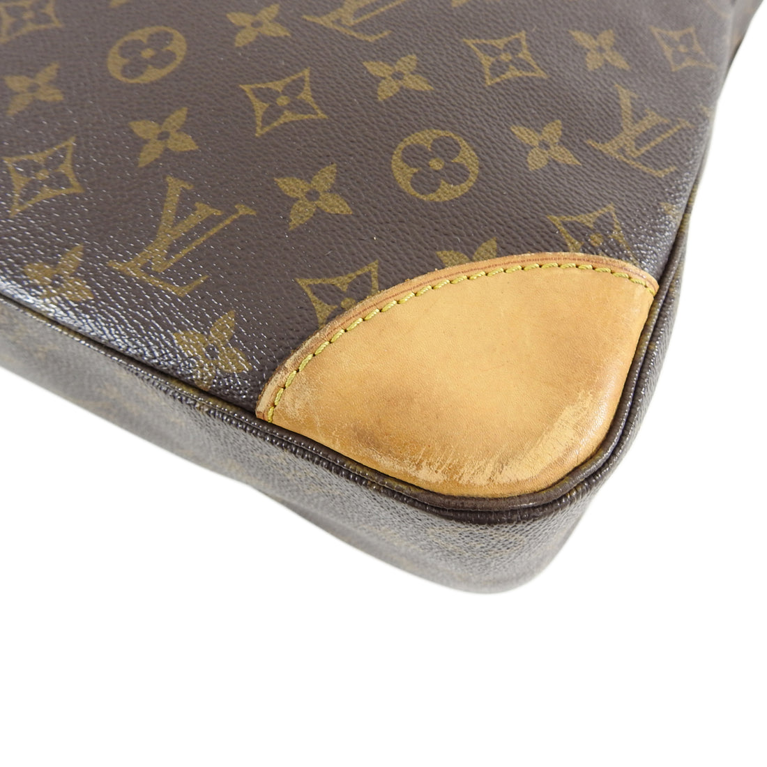 Louis Vuitton Vintage Monogram Boulogne Shoulder Bag
