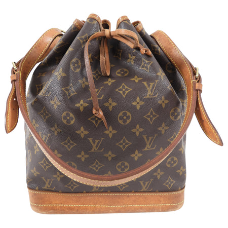 Louis Vuitton Vintage 1996 Monogram Canvas Noe GM Bag