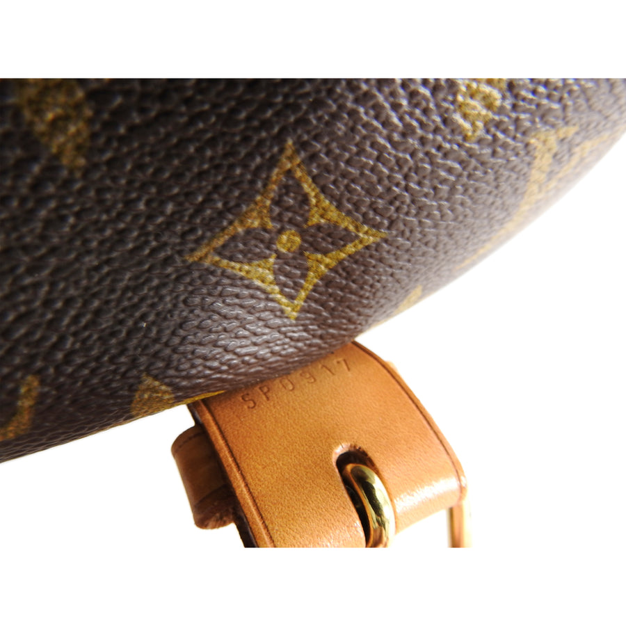 65f276e98fc Louis Vuitton Monogram Canvas Sac Chasse Hunting Travel Bag – I MISS ...